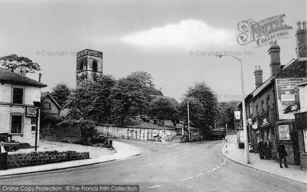 Hemsworth, the Church c1965