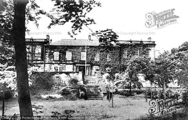 Hemsworth, the Grammar School c1965