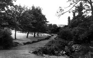 Hemsworth, Vale Head Park c1965