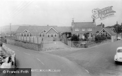 The Village School c.1960, Hemyock