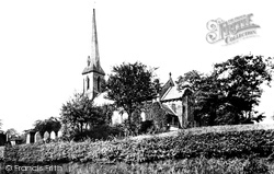 Henbury, Church 1898