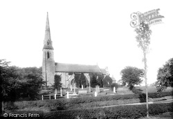 Henbury, St Thomas' Church 1897