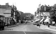 Hendon, Brent Street c1955