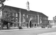 Hendon, Technical College c1955