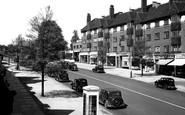Hendon, Watford Way c1955