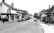 Henfield, High Street c1965