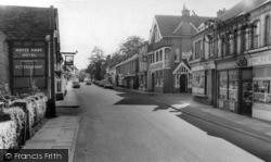 Henfield, High Street c.1965