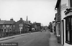 Henfield, London Road c.1955