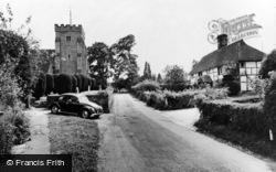 Henfield, St Peter's Church c.1960