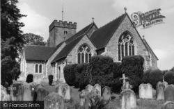 Henfield, St Peter's Church c.1965