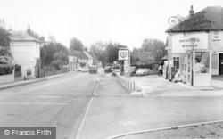 Henfield, The Village c.1955