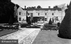 Hengrave Hall From The Gardens 1950, Hengrave