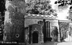 The Church 1950, Hengrave