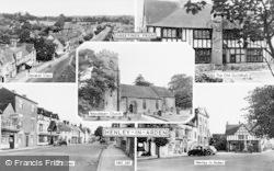 Henley-In-Arden, Composite c.1955