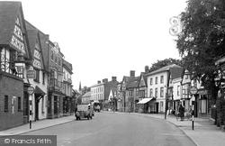 Henley-In-Arden, High Street 1949