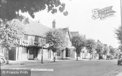 Henley-In-Arden, High Street c.1950