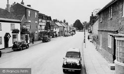 Henley-In-Arden, High Street c.1960