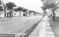 Henley-In-Arden, High Street c.1965