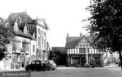 Henley-In-Arden, Market Cross c.1950