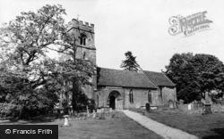 Henley-In-Arden, St Nicholas Church c.1960