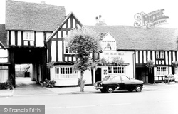 Henley-In-Arden, The Blue Bell c.1960