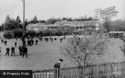 Henley-In-Arden, The High School c.1960