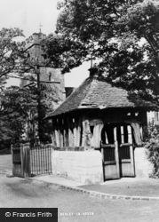 Henley-In-Arden, The Lychgate c.1960