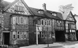 Henley-In-Arden, The White Swan Hotel c.1960