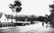 Henley-on-Thames, Foot Of White Hill c.1900