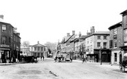 Henley-on-Thames, Market Place 1893