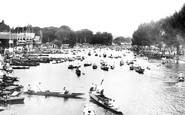 Henley-on-Thames, Regatta Day 1899