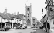 Henley-on-Thames, St Mary's Church c.1965