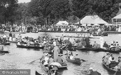 Henley-on-Thames, The Regatta c.1890
