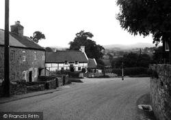 Henllan, Llindir Street 1936
