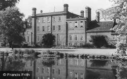 Henlow Grange c.1955, Henlow