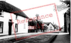 High Street c.1955, Henlow