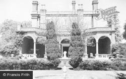 Henlow, The Grange c.1955
