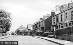 Egremont Road c.1955, Hensingham