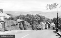 The Village c.1939, Hensingham
