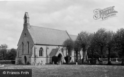 The Church c.1960, Henton