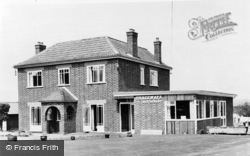 The Threeways Restaurant c.1960, Henton