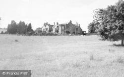 Hepple, Holyston Grange c.1955