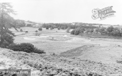 Hepple, Holystone Grange c.1955