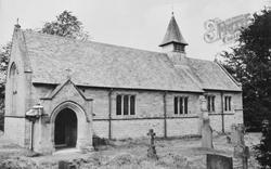 Hepple, The Church c.1955