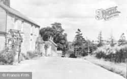 Hepple, The Village c.1955