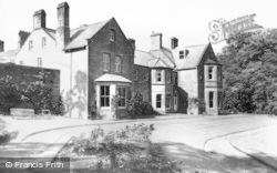 Hepple, Whitefield Hall c.1955