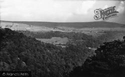 Heptonstall, Hebden Valley Towards Pecket Well c.1965