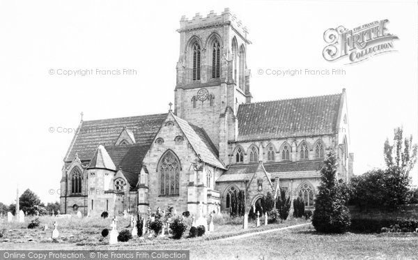 Belmont, Cathedral 1898