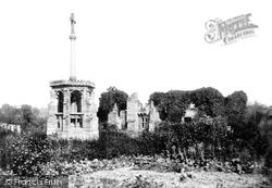 Blackfriars Monastery 1891, Hereford