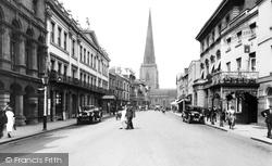 Broad Street 1925, Hereford
